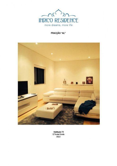 Vende se apartamento t3 luxuosa no condomínio Jacarandá