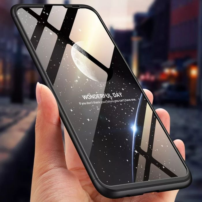 Кейс 360° градуса мат за Huawei P Smart 2019 / Honor 10 Lite + протект гр. Варна - image 7