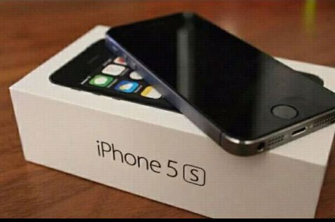iphone 5S á venda