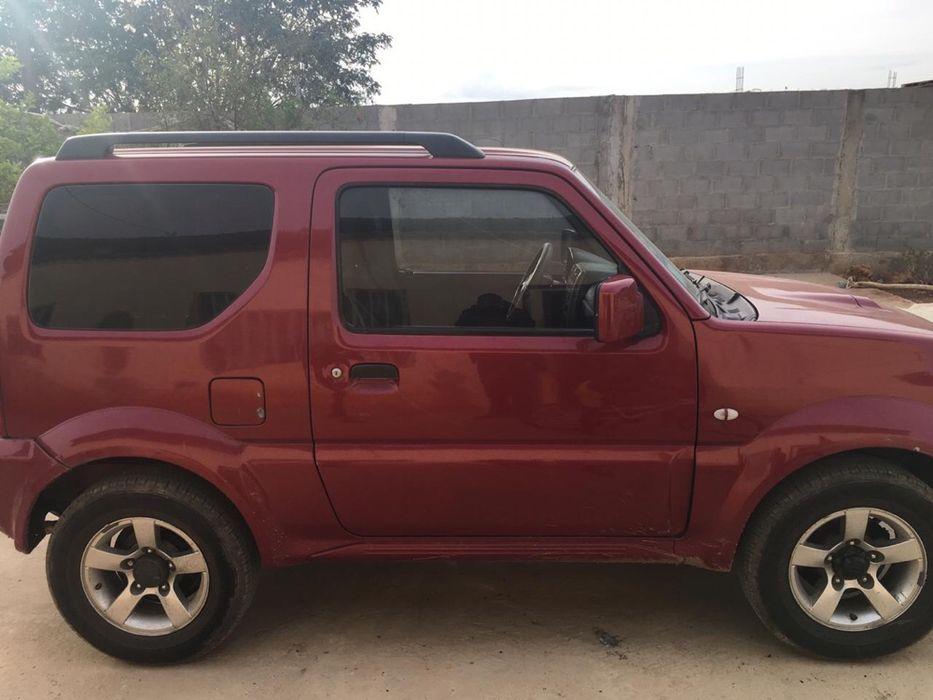 Vende-se Suzuki Jimmy automático limpo