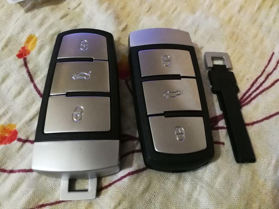 Cheie VW Passat B6, B7, CC Ani 2004-2015 NOUA
