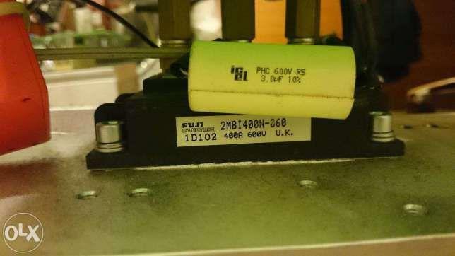 Module de putere Original Fuji Electric IGBT 2MBI400N060