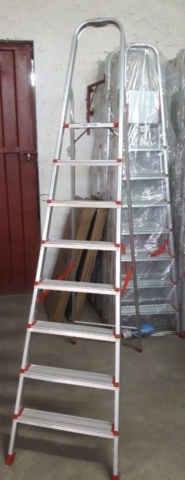 Escadotes de Alumínio alta qualidade uso diverso modelo KMH0108