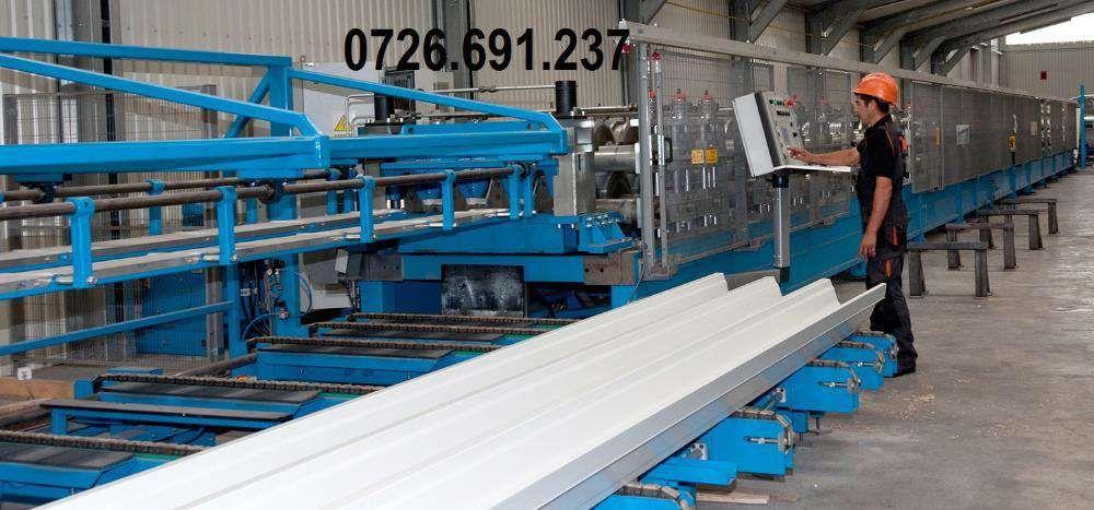 Panouri tabla cutata taiata la dimensiunea gardului