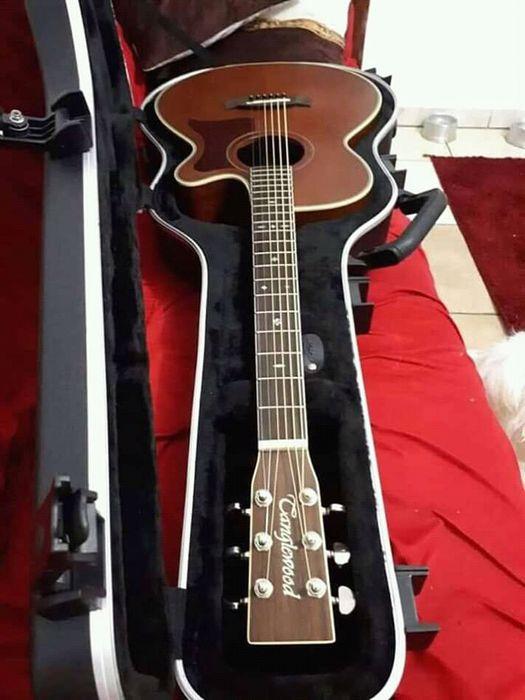 Guitarra electro acustica