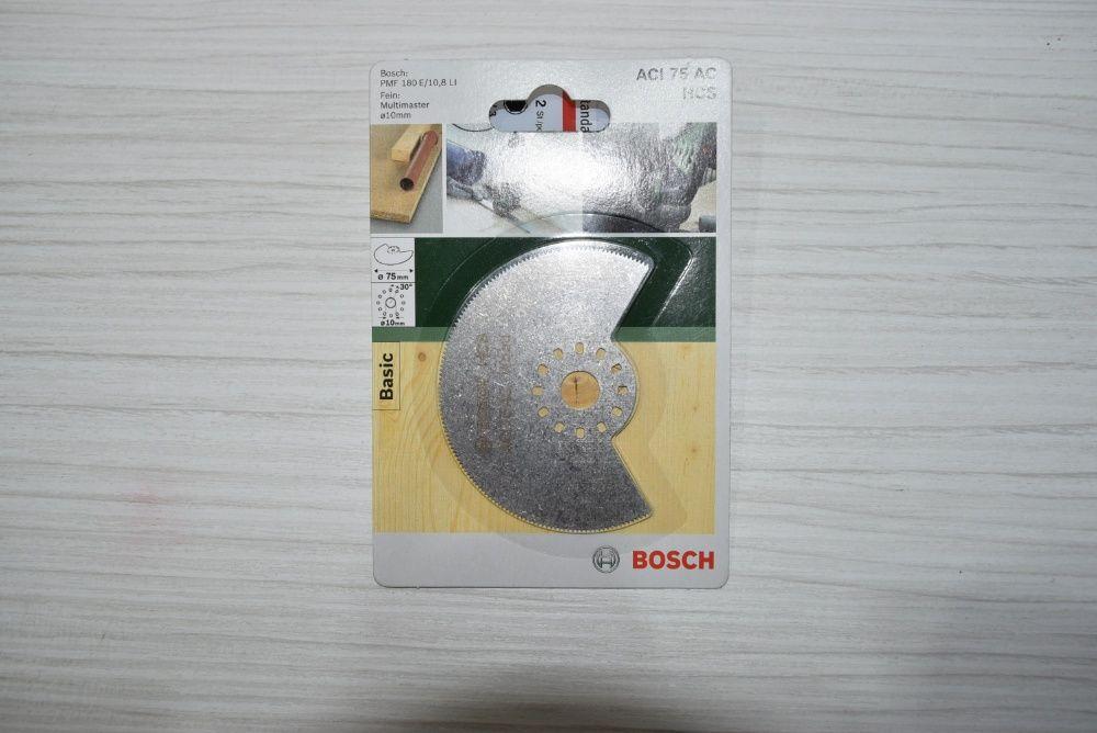 Panza Multi-Cutter ACI 75 AC HCS Bosch