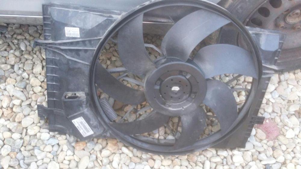Electroventilator/termocupla mercedes w203 c 180 c 200 kompressor