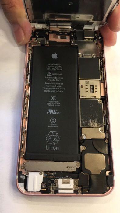 Reparatie camera iPhone 4 4s 5 5s 6 si 7 8 X, antena wifi, piese orig