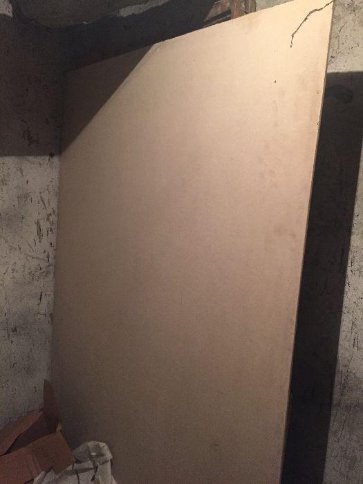 Гипсокартон за окачен таван, 4 мм, 190х140см, 140х140см, 20 лв