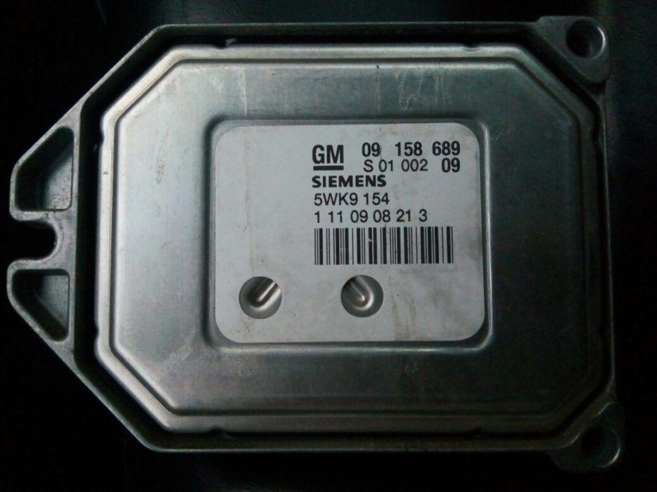 vand kit-uri pornire ecu/calculator motor opel vectra b2 z18xe 1.8 16v