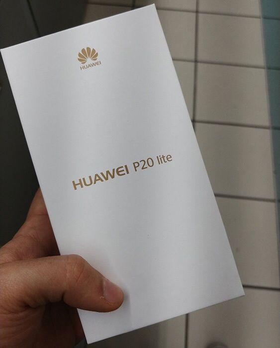 Huawei P20lite 64gb Duos ( Cores Disponíveis )