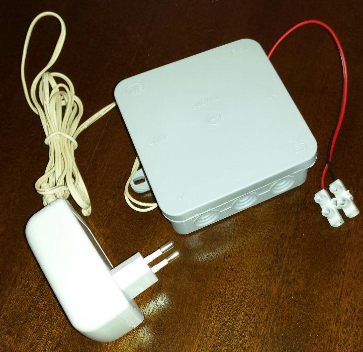 Управление на гаражни, ролетни врати, насрещник, LED ленти с WiFi