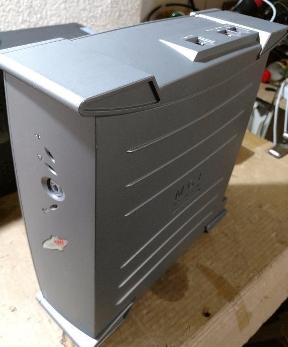 UPS MGE Ellipse600VA cu prize schuko, ca nou, cu sau fara baterie nou