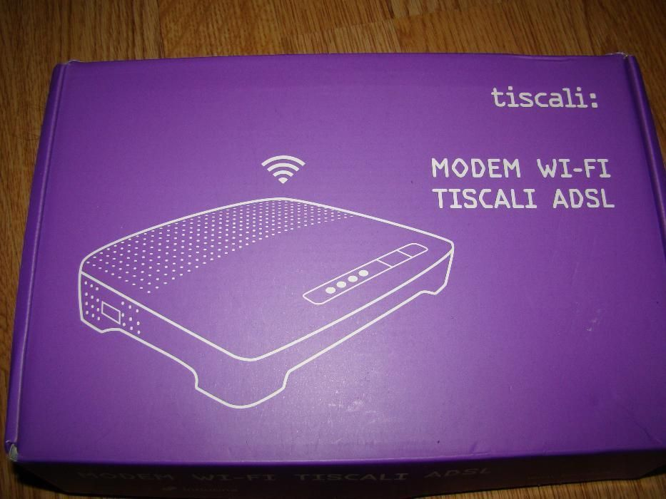 Router Tiscali fara antena
