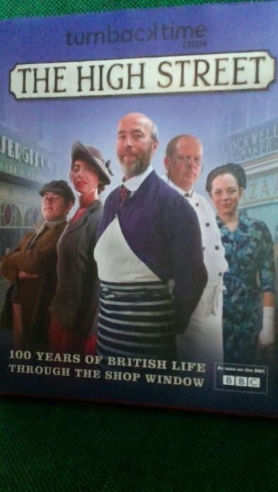 Vand carte Engleza Istoria HIGH STREET a Angliei (cuprinde 100 ani)
