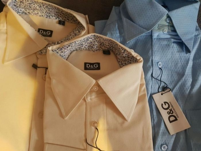 Dolce Gabbana Долче и Габана Габбана Риза ризи официална