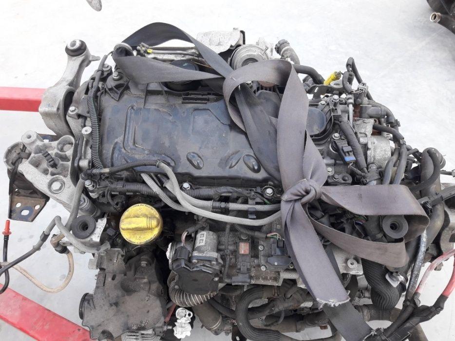 Motor Nissan X-Trail 4X4 2.0 dci