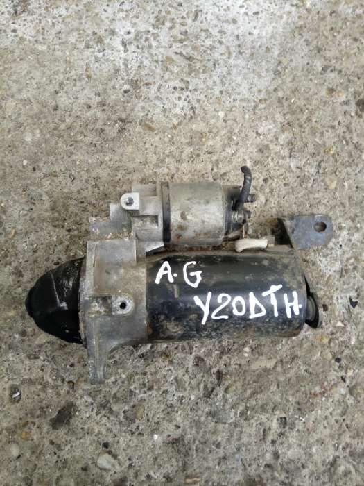 Electromotor opel astraG/zafiraA/vectraB 2.0DTI,74kw,101 cp,Y20DTH.