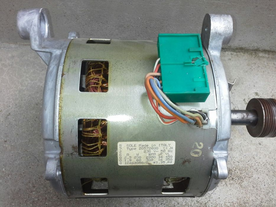 Двигател за пералня АЕГ