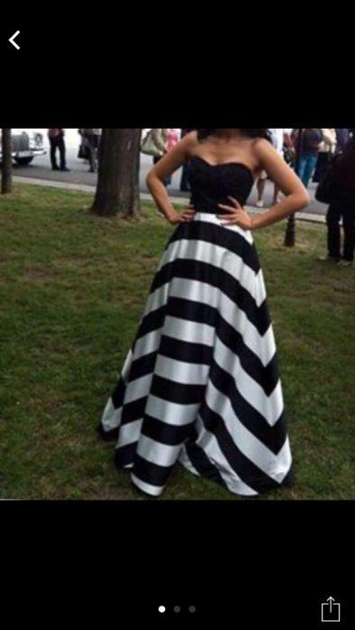 Бална рокля-уникална