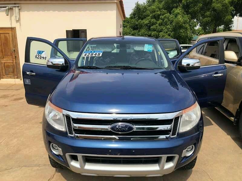 Ford Ranger 0km