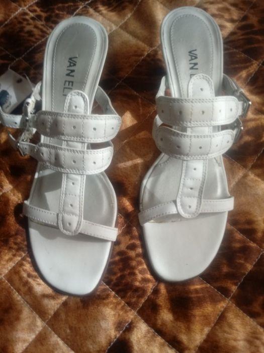 Обувки GABOR и чехли VANELI