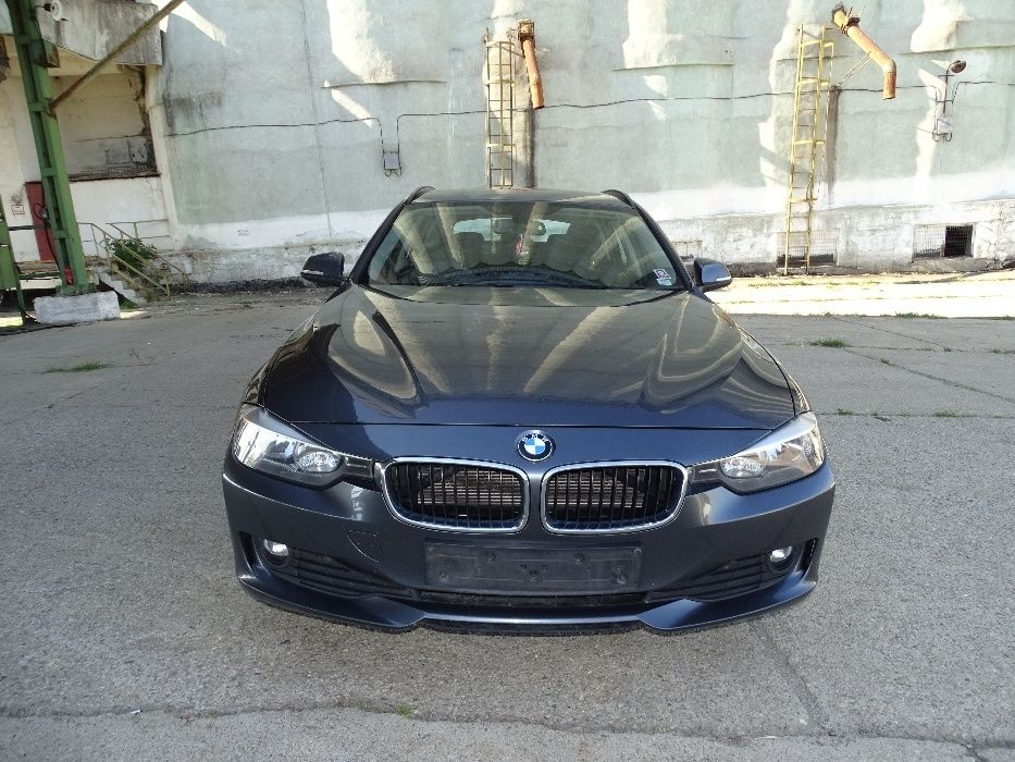 motor bmw 320d f30 2011 euro 5 184 cp cod motor N47 D20 C/ motor 320d Bucuresti - imagine 4