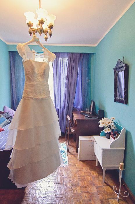 Vand rochie de mireasa Rosa Clará