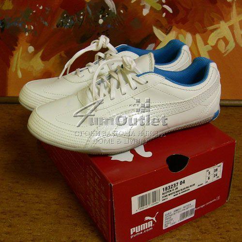 PUMA Спортни обувки (маратонки), Модел: Alsten II JR