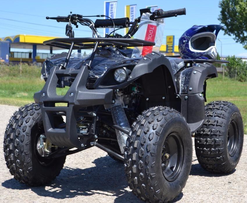 ATV ATALA 125cc Hirefh R3 cu garantie+Casca Bonus