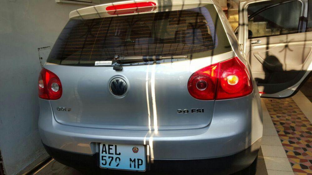 VW-- Golf 2.0 Fsi