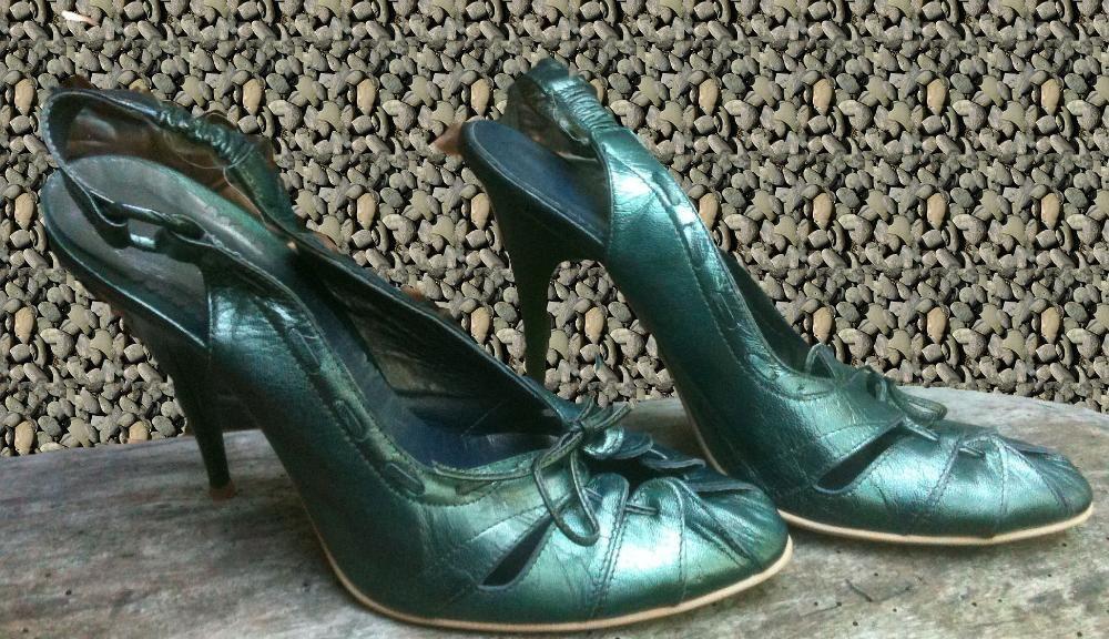 Pantofi dama Thea Visconti piele naturala 37