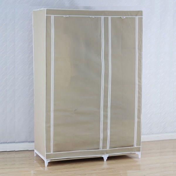 Тканевый гардеробный шкаф 110x50x165 см YOULITE YLT-0703