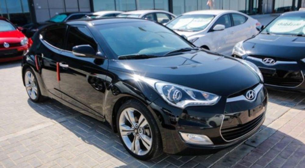 Hyundai Veloster 0klm está a venda