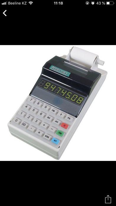 Продам Кассовый аппарат, Меркурий 115115 Ф,