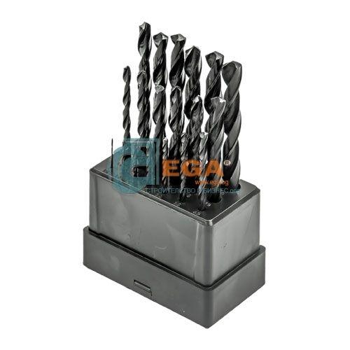 Комплект свредла за метал 2-8мм./ FASTER TOOLS - Полша