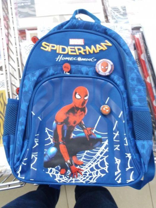 Rucsac ghiozdan spiderman star wars mikey