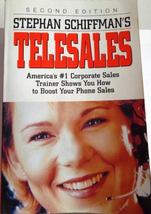 Telesales ghid pentru corporatisti din vanzarile telefonice in engleza