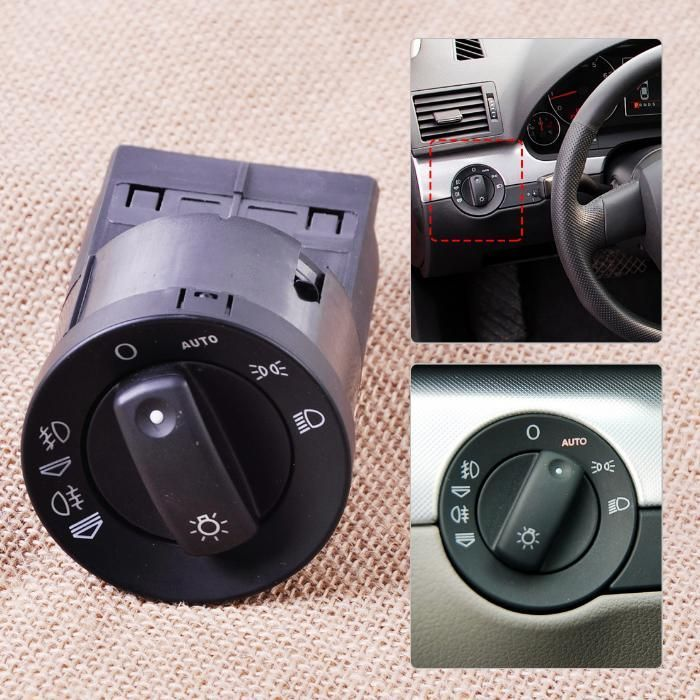 Ключ за Главни светлини за Audi A4 b6 b7