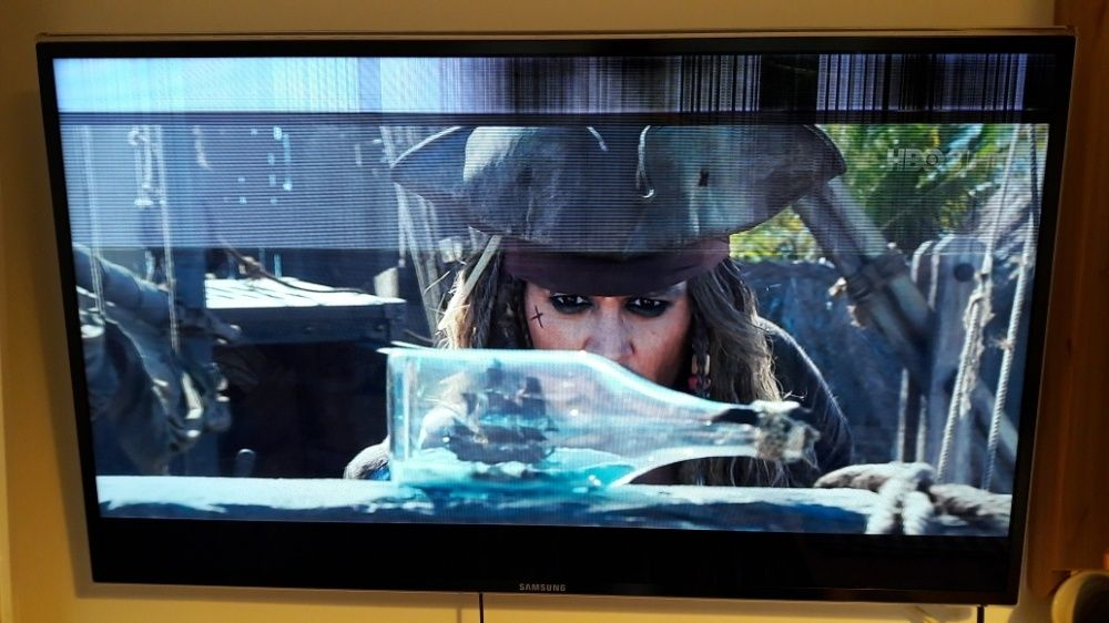 TV LED Samsung vand /schimb