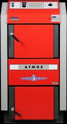 Ventilator cazan lemne Atmos de la 32 kW Brasov - imagine 5