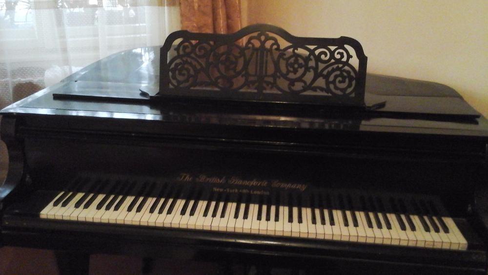 pian-catre destinatar-the british pianoforte company- new-york&london