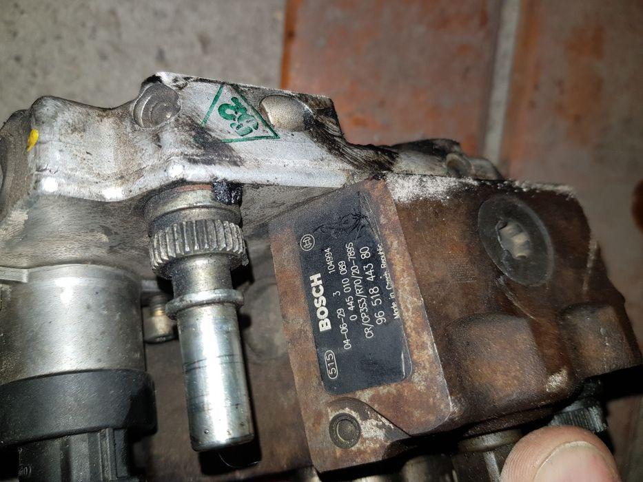 Гнп помпа за високо налягане от Пежо Peugeot 307 1.6 HDI 110 hp гр. Кнежа - image 6