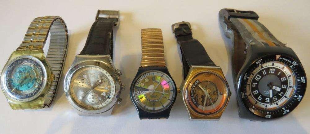 Ceasuri Swatch de colectie