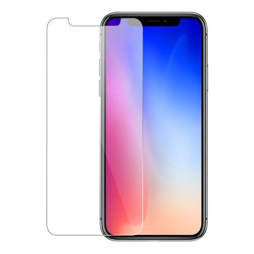 9H Закален стъклен протектор за iPhone Х XS 2.5D