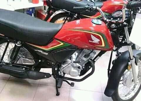 Moto Honda ace a venda