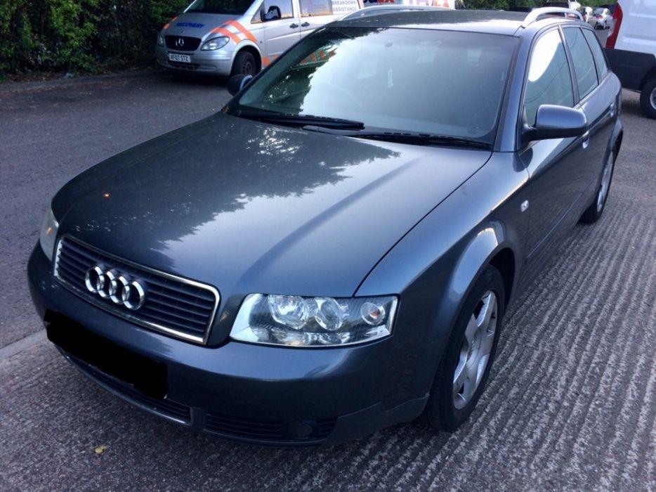 Audi A4 B6 break avant 1.9tdi 2004 dezmembrat