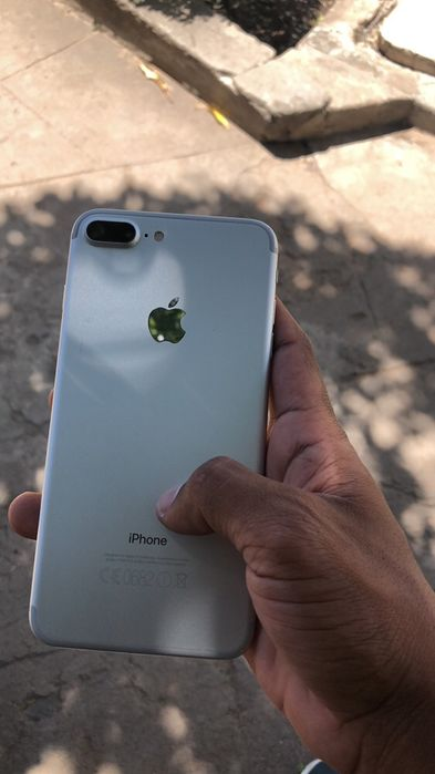 IPhone 7 Plus 32gb silver novo
