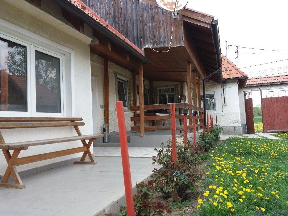 proprietate (locuit, pensiune, ferma sau tabara) la 25 km de Braso
