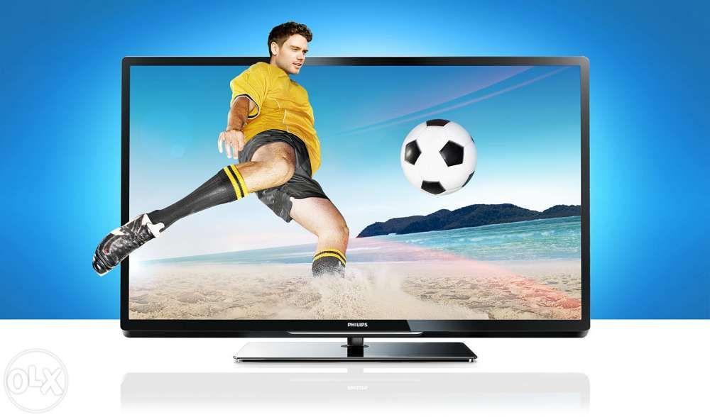 """Smart TV Led 3D Philips 47PFL4307H 47"""" 119 cm"""